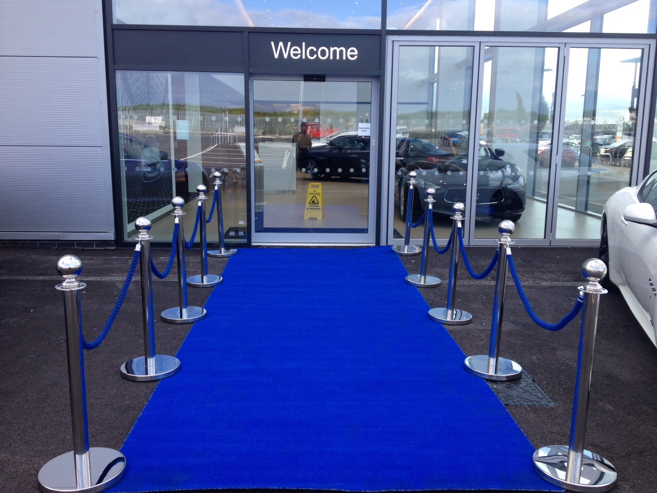 Vip Car Dealership Showroom Sales Events Automotive