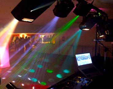 Mirror dance floor hire london