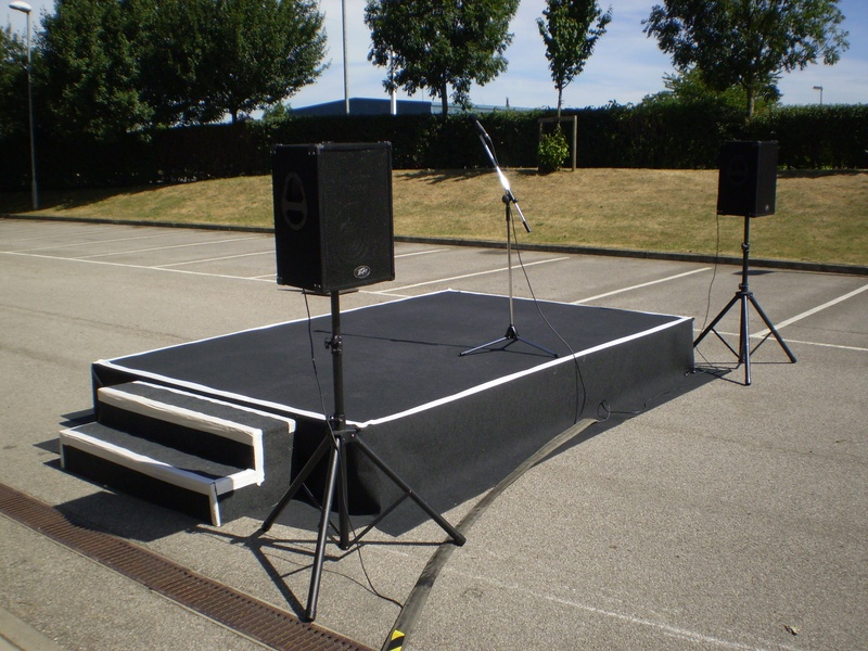 PA Hire for Royal Ceremony Cambridgeshire