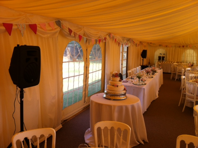 Wedding PA Hire Beccles