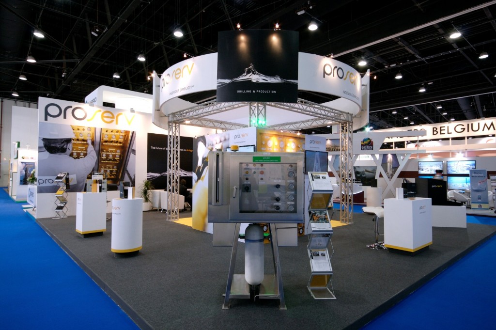Trade Event Stands : Exhibition hire